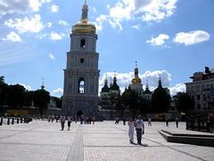 Kyiv: Saint Sophia Cathedral (Jean & Nathalie) Tags: heritage ukraine unesco kiev kyiv sophia weltkulturerbe