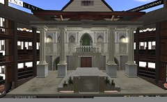 Duke Orsino's palace with windlight