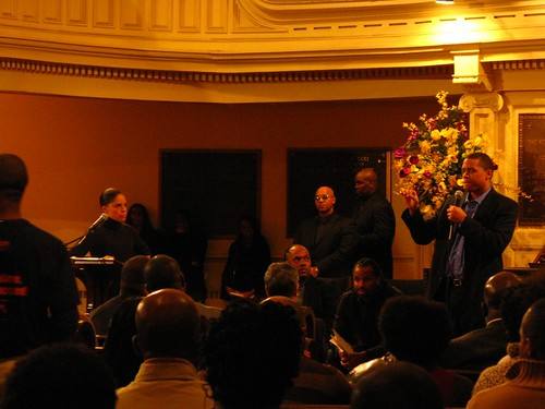 """Black and Male in America (A Town Hall Meeting)"""