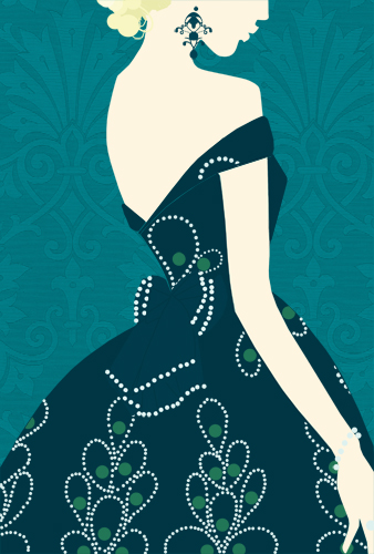 Lauren Bishop fashion-illustration-the-luxe