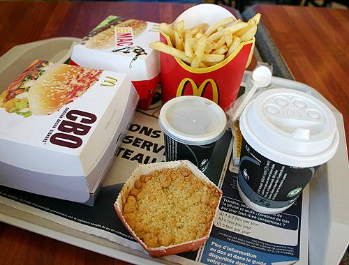 McDonald's (麥當勞)-Saverne-081017
