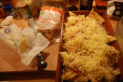 cheap and easy nachos