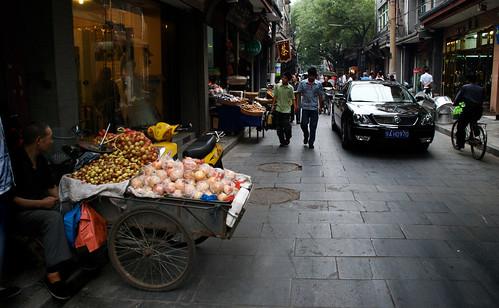 El barrio musulman. Xi'an (3)