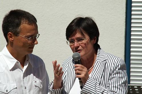 Im Gespräch mit Christine Lieberknecht