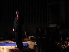 St. John Passion (18) (chicgeekuk) Tags: york uk music laura students university unitedkingdom bach passion universityofyork sjp kishimoto musicdepartment departmentofmusic practicalproject laurakishimoto sirjacklyonsconcerthall laurakishimotoca sjlch pracproj pracproj2008 saintjohnpassion