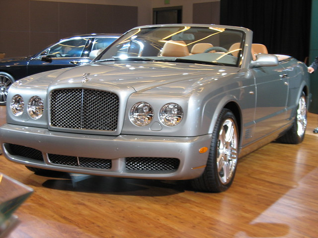 azure bentley laautoshow