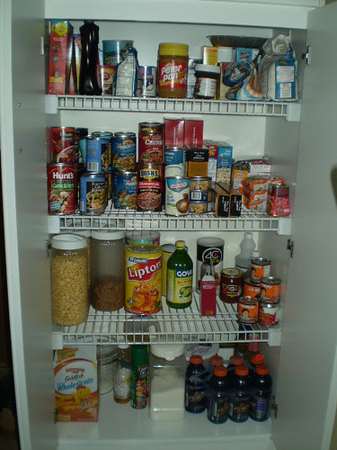Do You Need A Pantry Intervention?