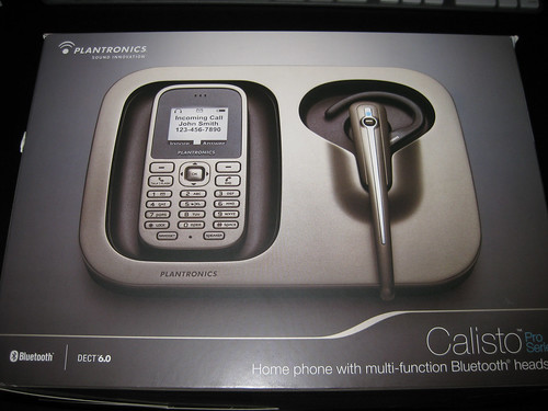 Calisto Pro Unboxing