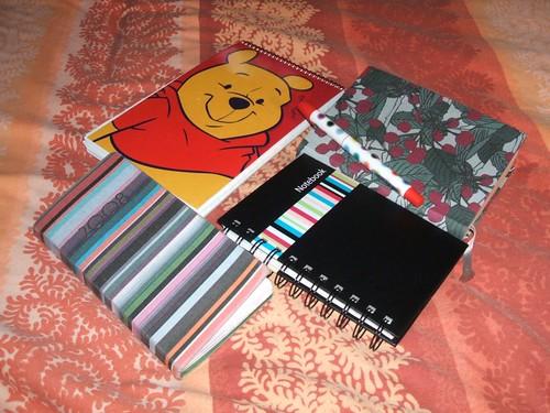 2Dec08 Notebooks