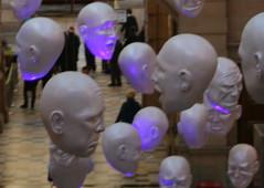 HEADS (ianharrywebb) Tags: art heads otw iansdigitalphotos