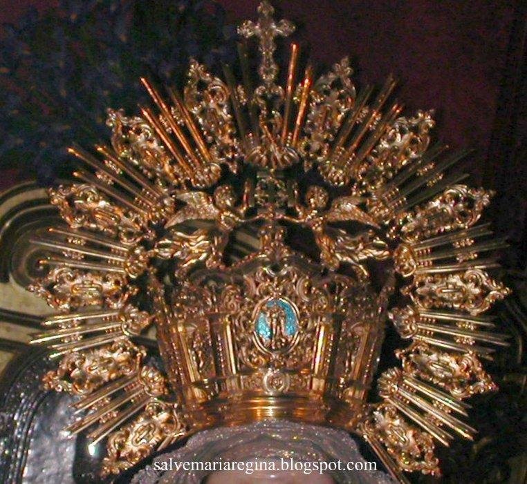 Corona de Nuestra Señora de los Dolores