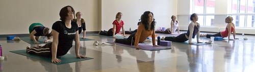 Yoga: Sun Salutation