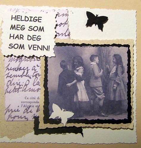 Collagekort