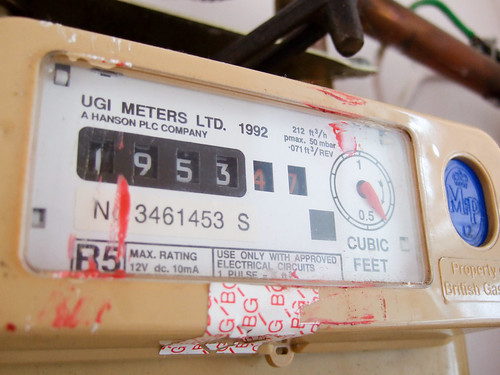 A metre from the meter