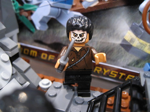 Chauchilla Cemetery Battle Indiana Jones Lego minifig