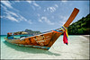 Traditional Thai Long Tail Boat - Koh Phi Phi, Thailand (Souvik_Prometure) Tags: thailand phiphi sigma phuket 1020mm soe longtailboat monkeyisland sigma1020mm flickrsbest mywinners abigfave platinumphoto aplusphoto theunforgettablepictures goldstaraward artinoneshot micartttt souvikbhattacharya