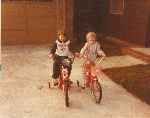 Hillary and Josh Bikes