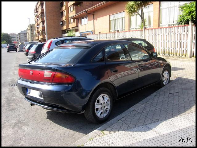Mazda 323f 1 5 Glx 1998