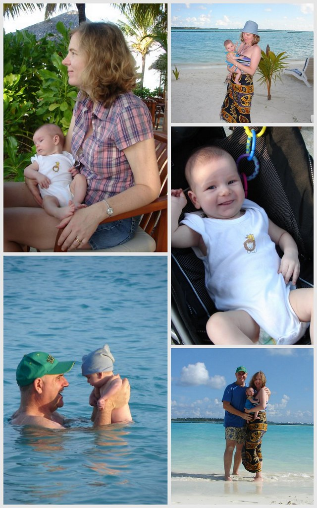 Alexander in the Maldives