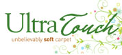 UltraTouch brand carpet available only at CarpetsPlus Color Tile