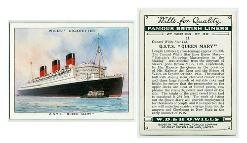 024-Famous British liners- (ca. 1922-1939)