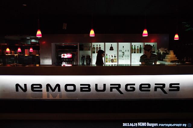 [台北]來去吃好料之NEMO BURGERS (全程DA15)