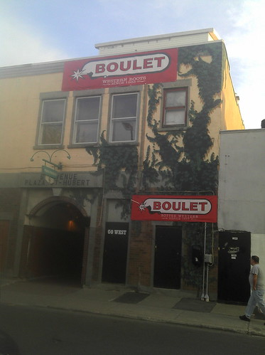 Boulet !