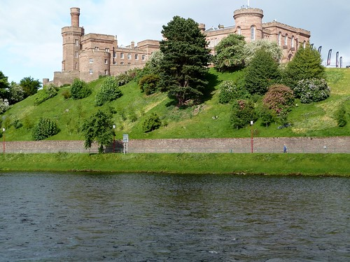 Inverness Castle, Highlands,