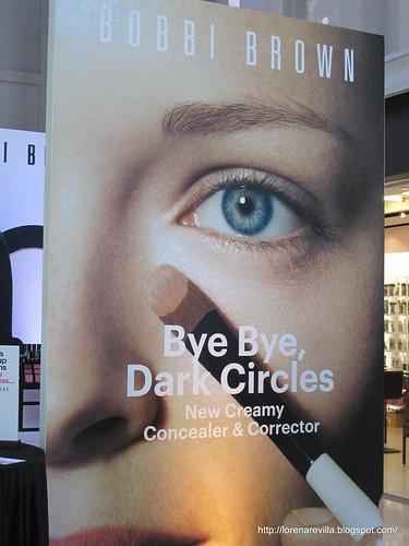 bye bye, dark circles