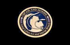 Coin: CBP Air & Marine Great Lakes (CBP Photography) Tags: water boats us office marine aircraft air airplanes border blackhawks protection vessels customs astar p3 cbp oam