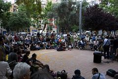 Imatge d'una de les assemblees de Sant Antoni
