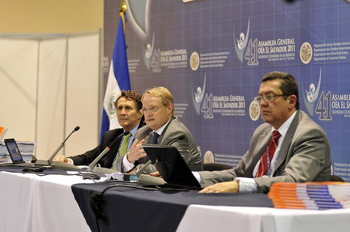 OAS presents study on citizen security in the Americas