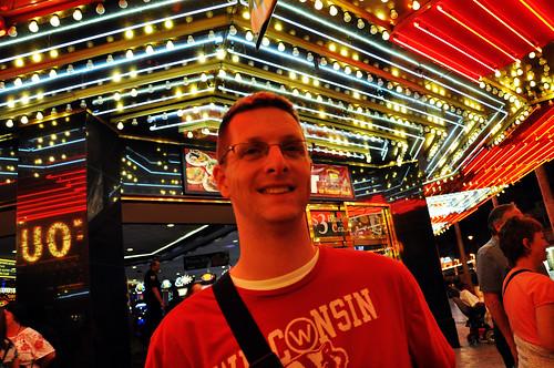 First night in Las Vegas!