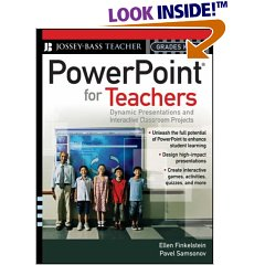 PowerPoint for Teachers on Amazon