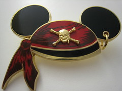 Pirate Mickey Ears