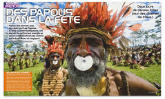 Sciences et Vie Junior Avril 08 (Eric Lafforgue) Tags: pictures magazine photo picture culture tribal tribes png tribe papuanewguinea papua ethnic publication agence papu ethnology  ethnologie ethnique papous papuaneuguinea lafforgue papuanuovaguinea  ethnie ericlafforgue papuan papouasie papouasienouvelleguine mounthagenshow papuans papoeanieuwguinea papusianovaguin scienceetvie mthagenshow ericlafforguecom   hoaqi papuanewguineapicture papuanewguineapictures paouasienouvelleguinephoto papouasienouvelleguineephotos papuanewguineanpeople mthagenfestival mounthagenfestival maquillagemounthagen maquillagemthagen makeupmthagen papanuevaguinea augustfestival    paapuauusguinea  papuanovaguin papuanovguinea   bienvenuedansmatribu