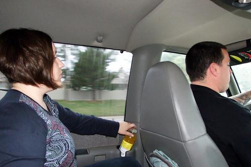 Driver!  *Clap Clap*