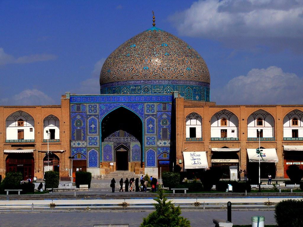 Lotfollah Mosque