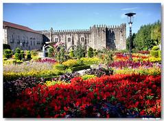 Braga_Jardim_Sta_Barbara01 (vmribeiro.net) Tags: braga portugal jardim garden santa bárbara ilustrarportugal sérieouro insta