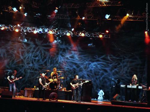 Creedence en concierto