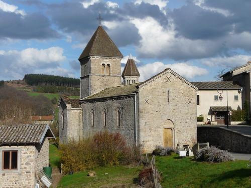 Église d'Avenas