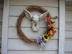 Ivy Wreath 2, fall 2007