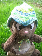 dandylions pixie hat FO may 08 005