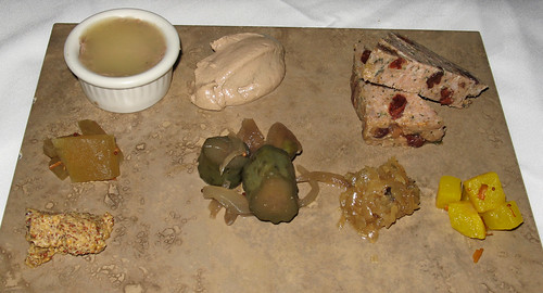 Housemade Pate Plate