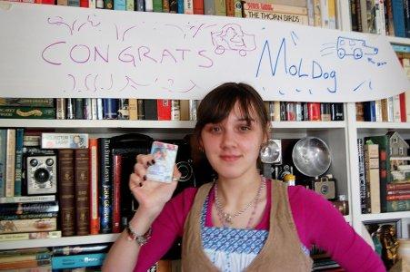 Mollie's License