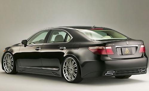 2010 Lexus LS600h L