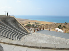 Ancient Kourion, Limassol, Cyprus (ynysforgan_jack) Tags: pictures vacation sun holiday island photo ancient nikon holidays europe image photos picture cyprus images coolpix 2008 vacations limassol zypern kourion lemesos p5100 ancientkourion