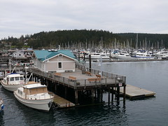 Main Dock House (Feist, Mickey T - catchthefuture) Tags: ocean california light sunset usa moon lighthouse house orchid reflection green chihuly beach window water glass weather rock ferry sunrise wow volcano hawaii mirror harbor boat washington rainbow woods funny wolf kayak comic waves pacific eagle wind wizard spirit stage clown tiger ghost surfing sierra tsunami corona yosemite zen elin whale orca bodie friday enlightenment tornado feist bluemoon lightpainter doane buoyant