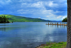 Lake George at Huletts Landing (Micha67) Tags: park new york vacation lake newyork michael george landing adirondack schaefer blackpearl smrgsbord supershot bej golddragon abigfave platinumheartaward landscapesdreams llovemypics hulets