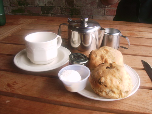 Cream Tea at Baddesley Clinton